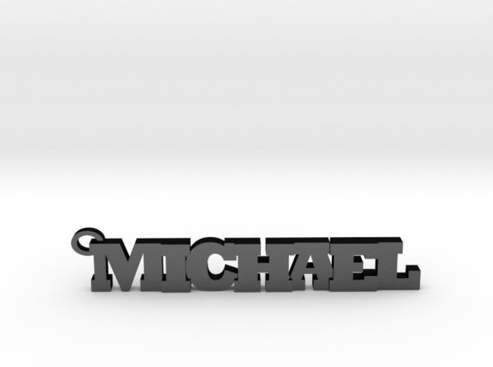 Michael Keychain (Pendant) 3d printed