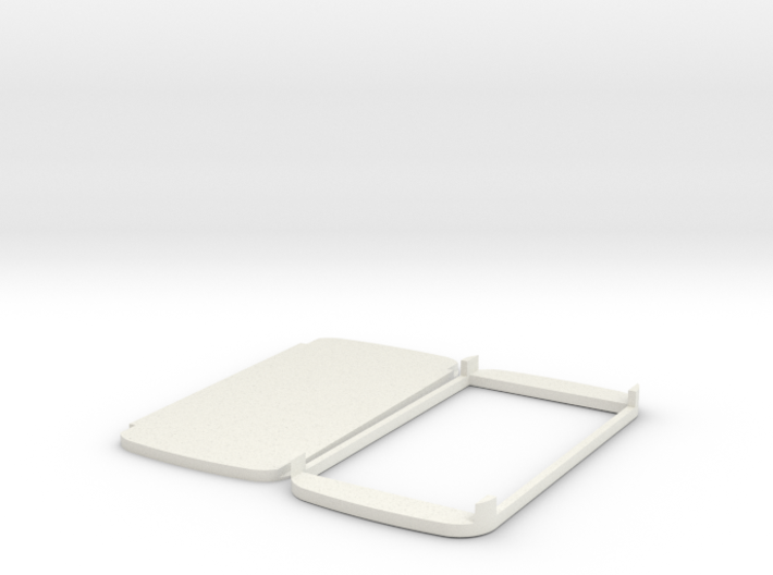 PAPERPROTO-Galaxy S6 3d printed