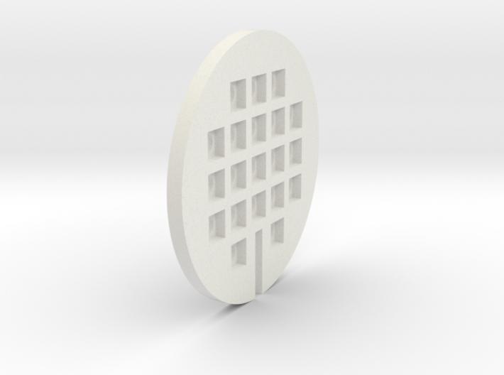 LightMount1 3d printed