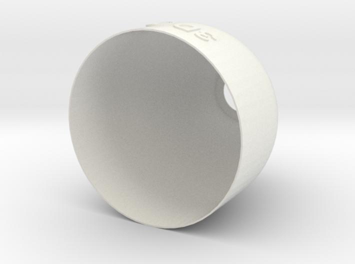 Bottle Sleeve - 3Dponics Drip Hydroponics 3d printed