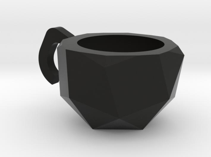 Snub Cube Cup 3d printed