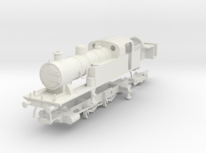 LMS (Ex LT&SR) 442 tank loco (superheated) 3d printed