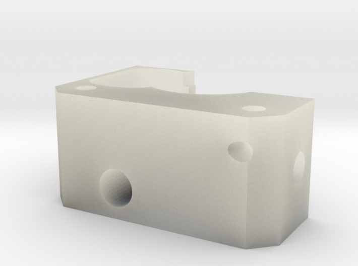 Right Guide Block 3d printed