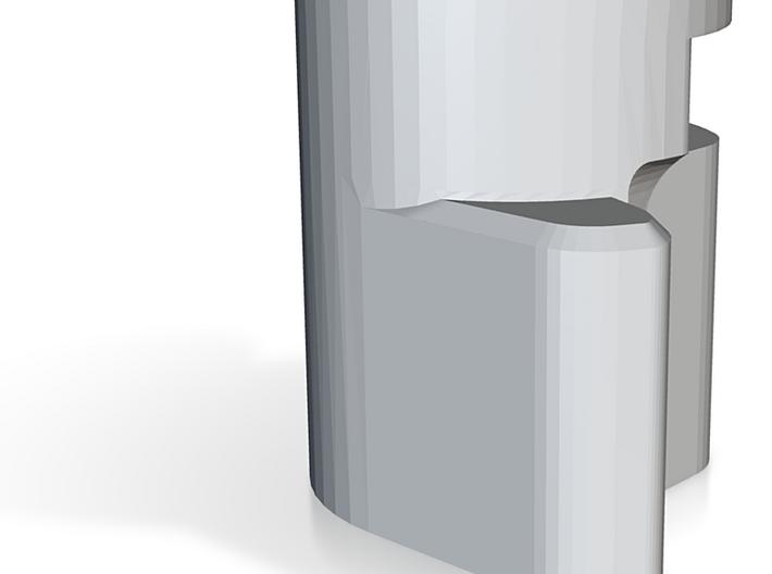 Left Bearing Holder 3d printed