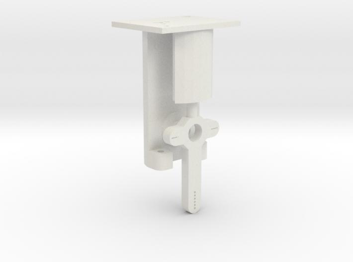 Signal Mech - 1 Arm 3d printed