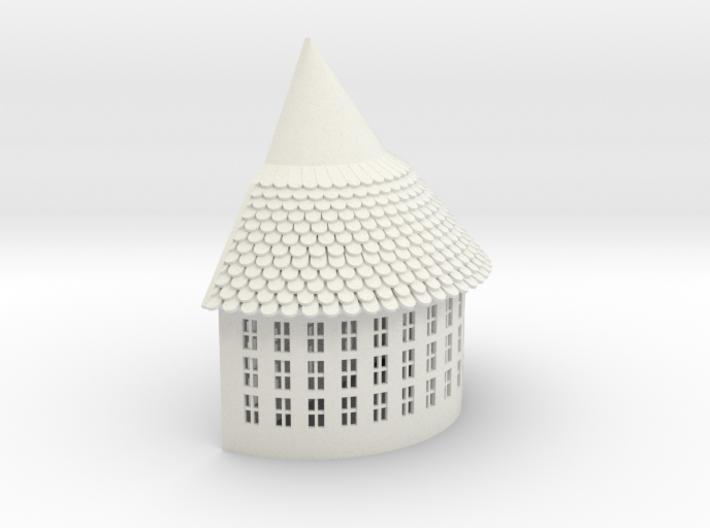 Tower Sample 1 3d printed
