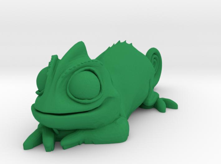 Pascal Chameleon 3d printed