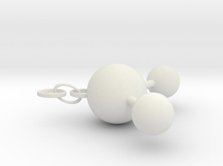 Water(ver. Ring) 3d printed