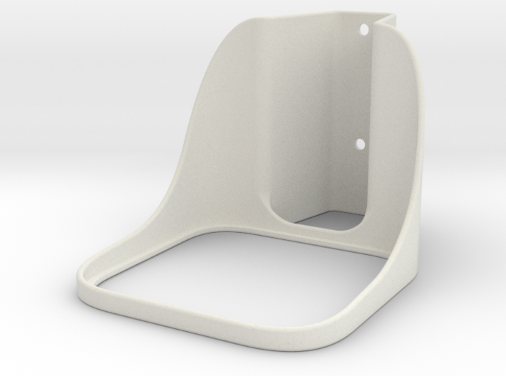AirPort Extreme (6th Gen) Wall Mount 3d printed