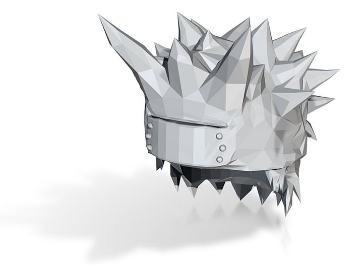 Custom Naruto Kyuubi Inspired Lego 3d printed