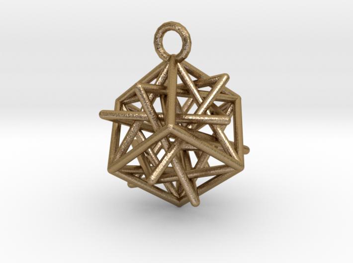 Star-in-Box 3d printed