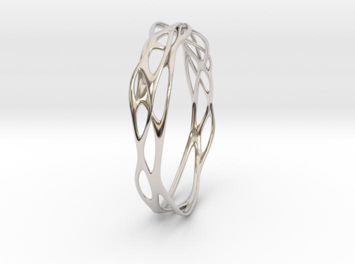 Incredible Minimalist Bracelet #coolest (S or M/L) 3d printed