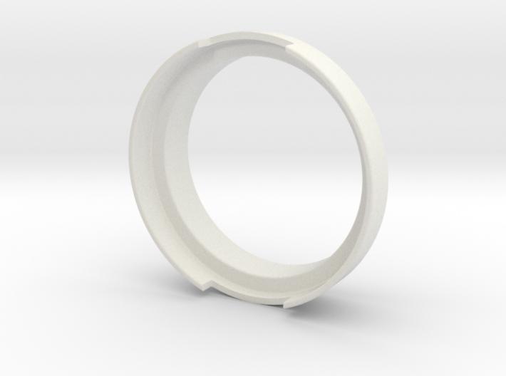 Dosing Ring for Olympia Cremina's Portafilter 3d printed
