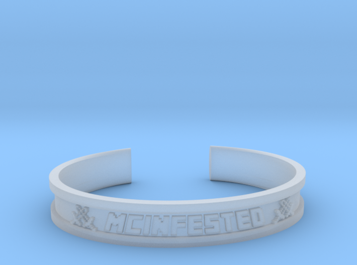 McBracelet (2.6 Inches) 3d printed