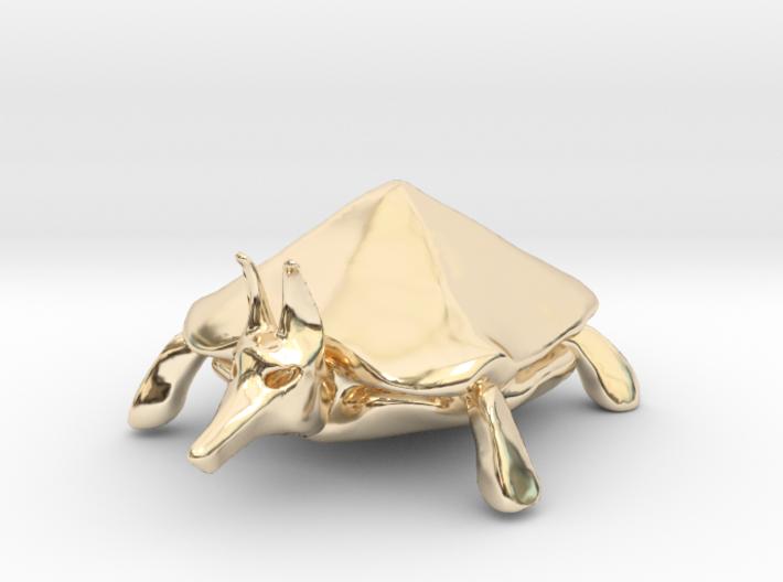 Otherworldly Turtle #2 3d printed