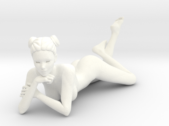New Sexy Girl-008 scale 1/18 Passed 3d printed