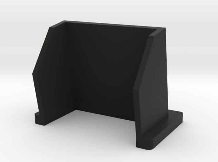 Preston HU-3 Sunshade (10 degree) 3d printed