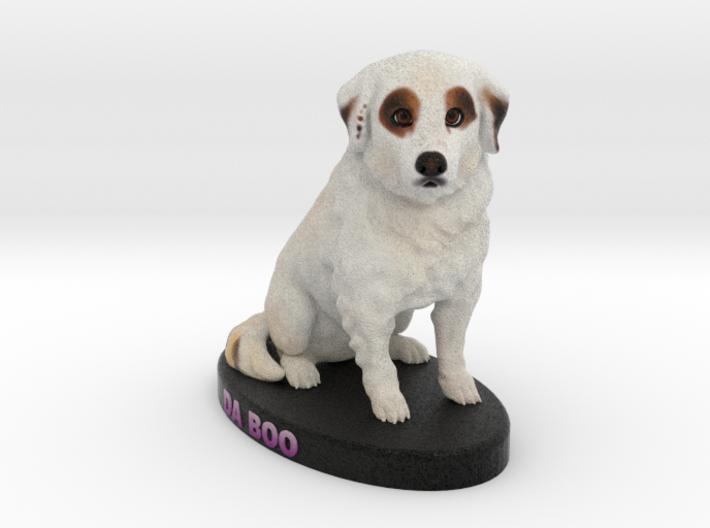 Custom Dog Figurine - Boo 3d printed