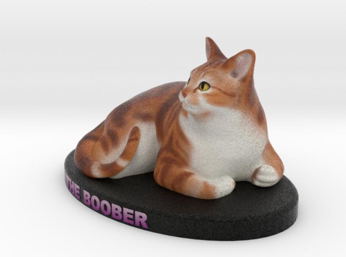 Custom Cat Figurine - TheBoober 3d printed