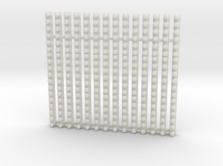 Turbinestrips528 3d printed