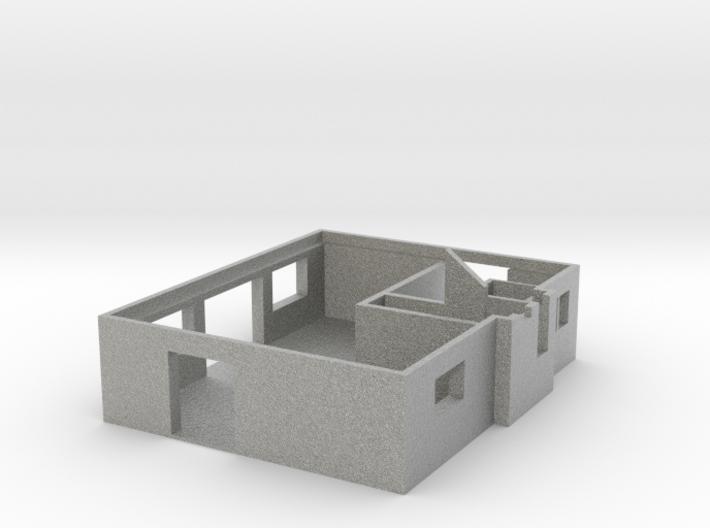 House EG 3d printed