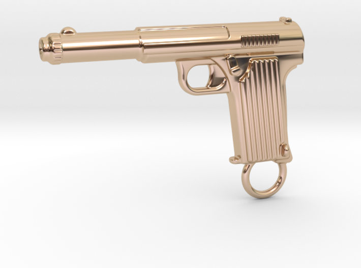 Astra gun 3d printed
