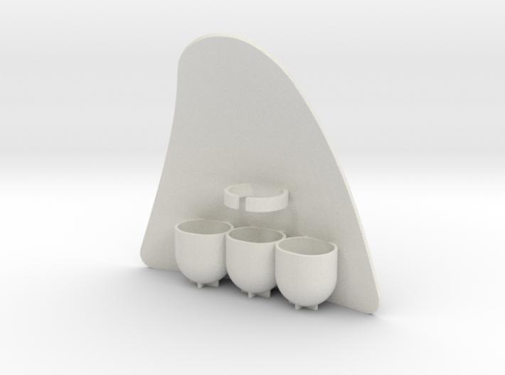Finger Guard (S) 3d printed