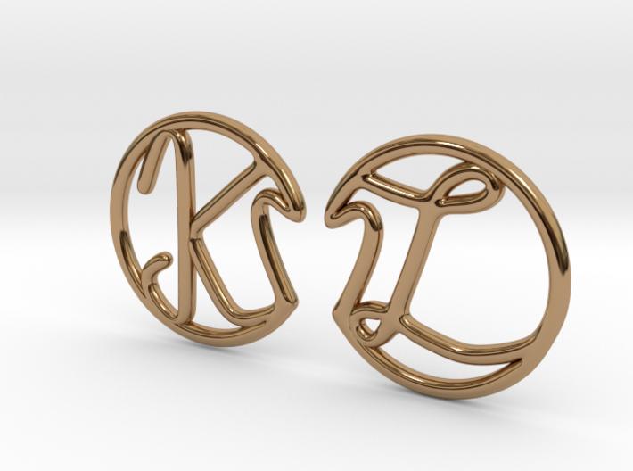 KL Pendant 3d printed