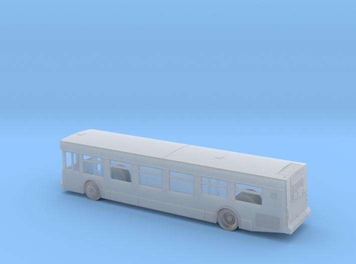 NFI D40LF MBTA style 3d printed