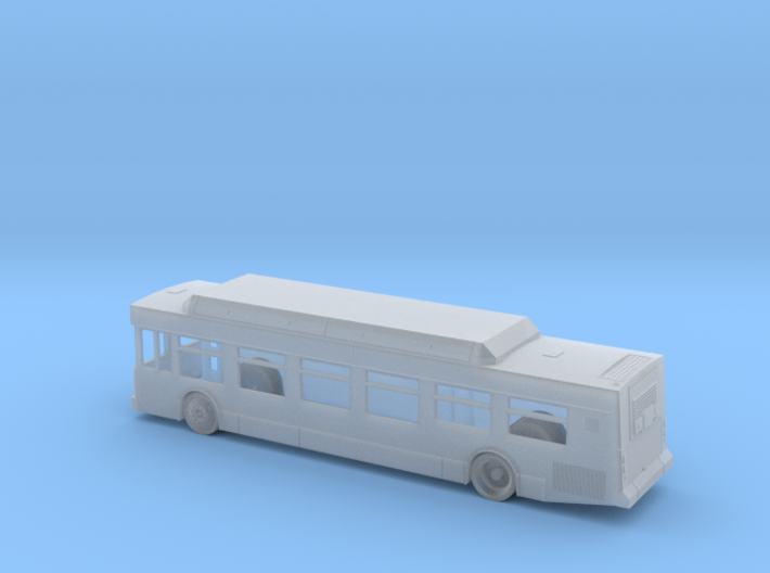 NFI C40LF MBTA 3d printed