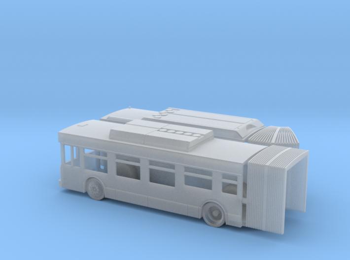 NFI DE60LF CTA 4000 series 3d printed