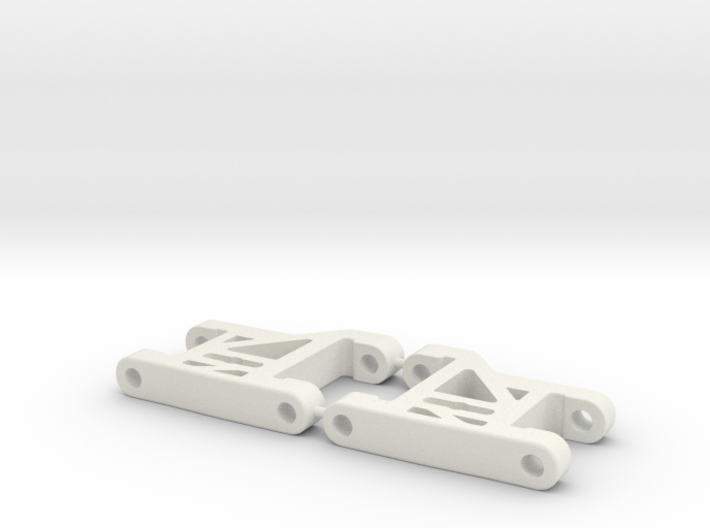 RC10DS Front Arms (shorter width) (longer wheelbas 3d printed