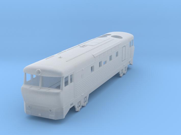 Bardotka N 3d printed