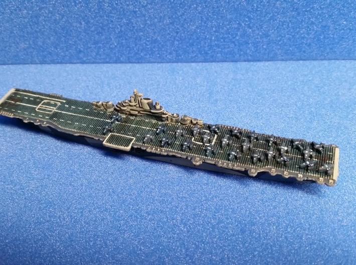 War at Sea Carrier Planes 3d printed