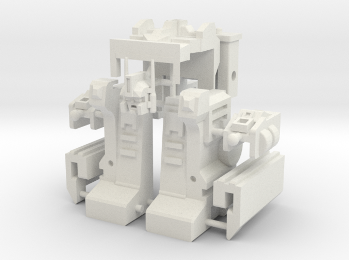 MoonBase Commander add on 3d printed
