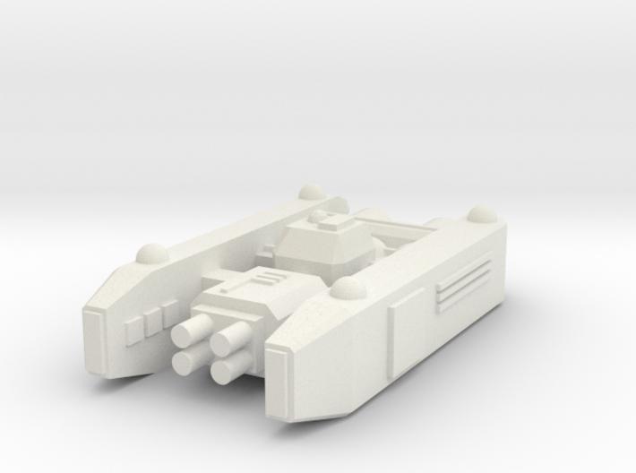 [Galaxia] Lancer 3d printed