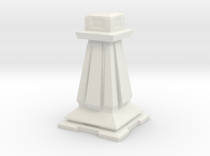 Pawn - Mini Chess Piece 3d printed