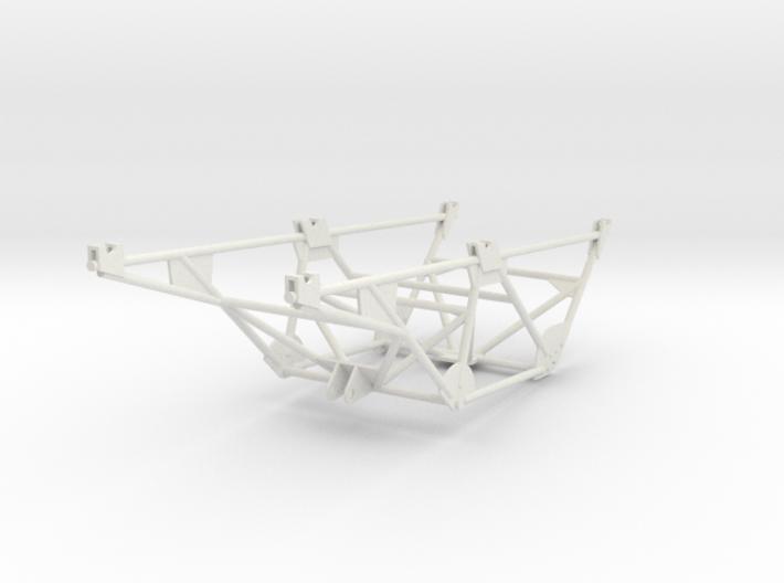 1-25 Katyusha Frame 3d printed