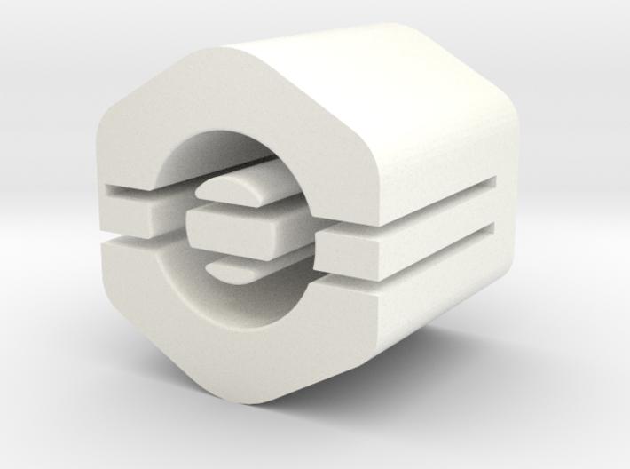 Model 1.1 R-Patch Hop cutting Block 6/9mm (ID/OD) 3d printed