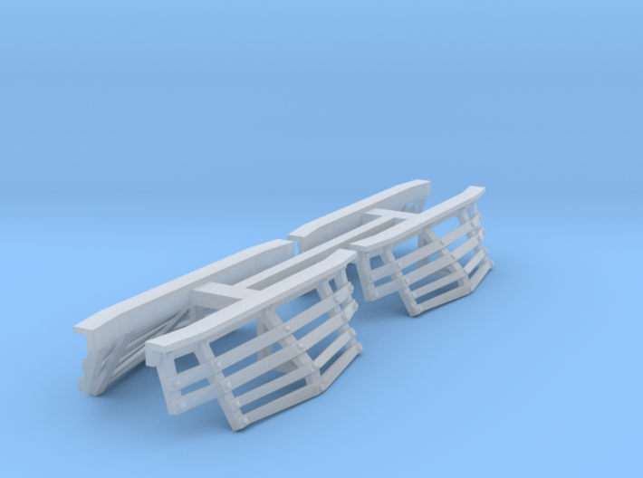 CA&E Slatted Pilot X4 3d printed