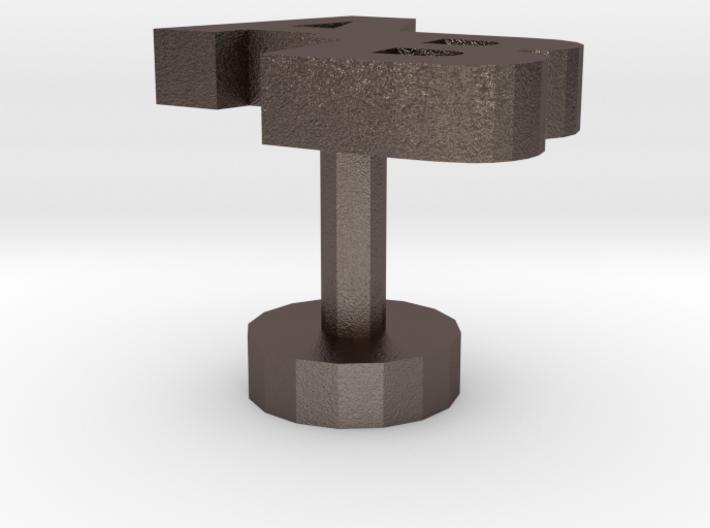 Cufflinks Ab 3d printed