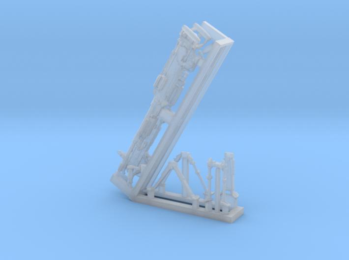 1/35 SPM-35-026 m240D machine gun 3d printed