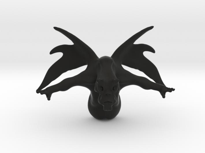 Alien beast - Sculptre 3d printed
