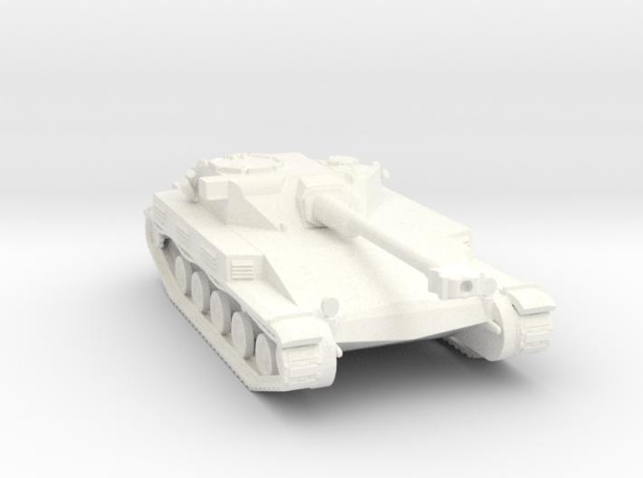 """ELC bis (ELC AMX) 6""""/15 cm model 3d printed"""