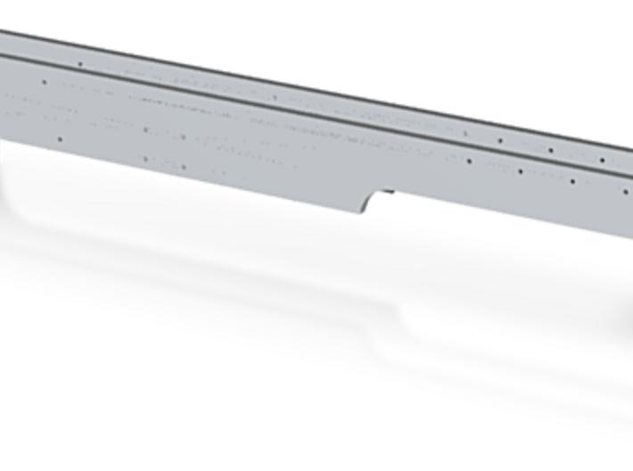 No. 23 Rear Frame Extn. REV4 2-up .625 Plus 1% 3d printed
