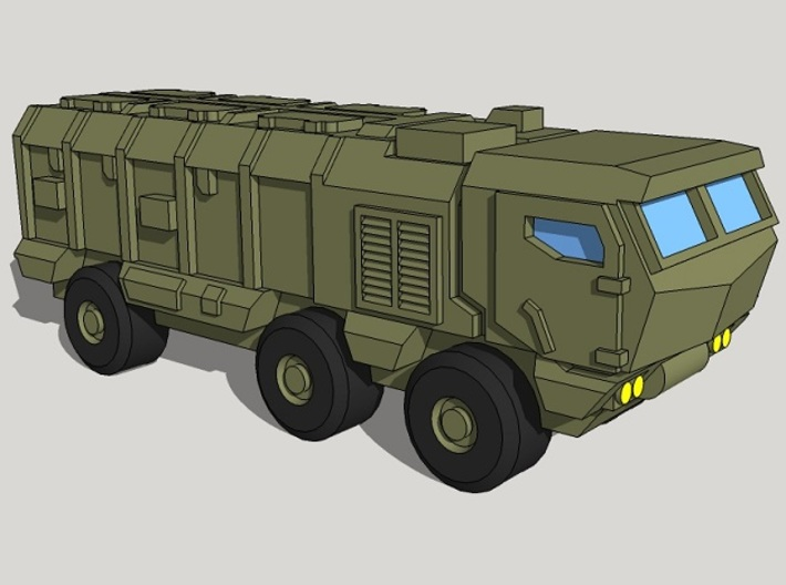 3mm Kamaz Typhoon (20 Pcs) 3d printed