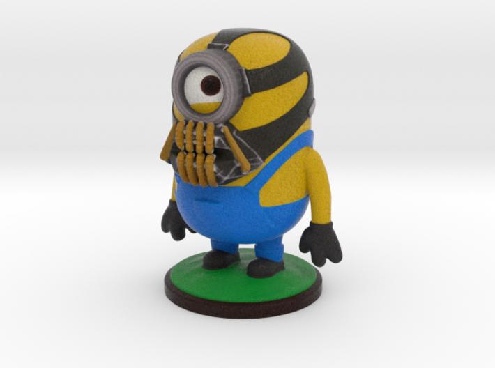 Bane Minion 2.5 Inch 3d printed