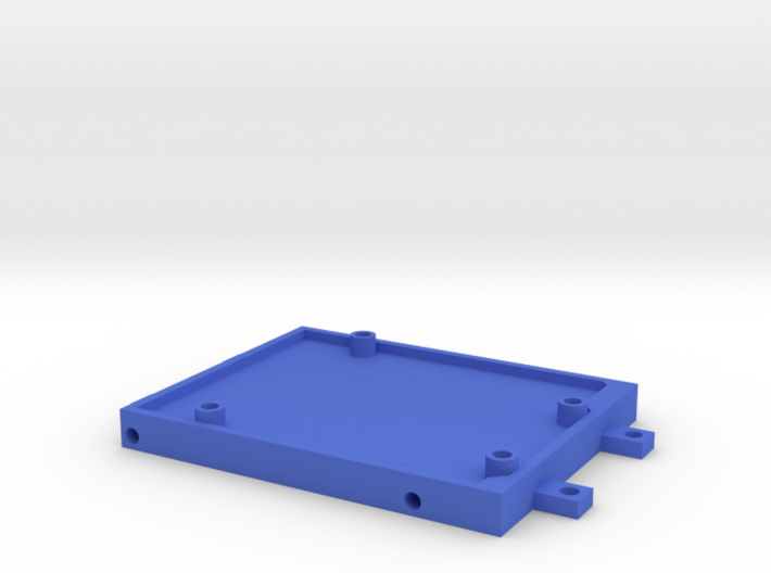 Arduino mounting-plate 3d printed