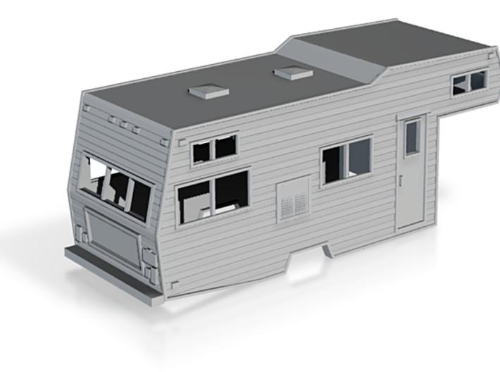 N-Scale Camper Van Conversion 3d printed
