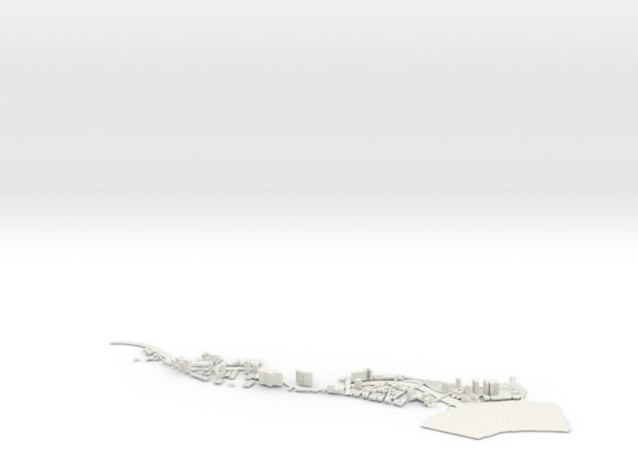 Architectural Design 3d printed